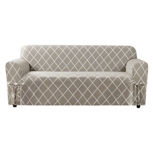 Lattice Sofa Slipcover