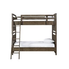 Sofia Extra Long Twin Over Extra Long Twin Bunk Bed with Storage by Viv + Rae