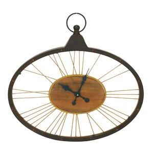 Reid Round Oversized Wall Clock