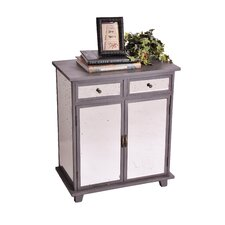 Haven Mirrored Nightstand by RTA Home And Office