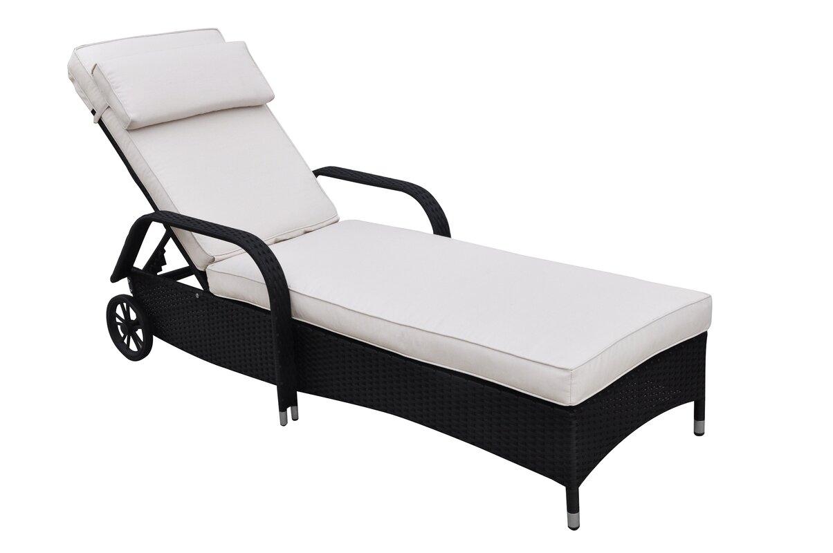 Patio lounge chair cushion - Default_name