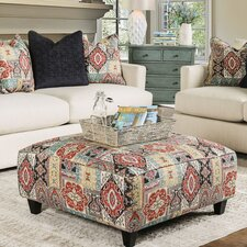 Emory Ottoman by Bungalow Rose