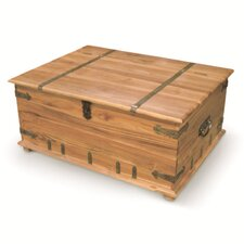 Benjamin Coffee Table Trunk by NES Furniture
