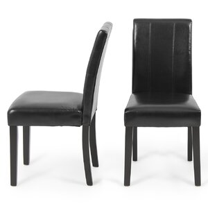Humboldt Parsons Chair (Set of 2) by Latitude Run