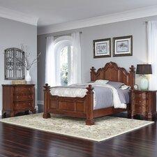 Santiago Panel 3 Piece Bedroom Set by Home Styles