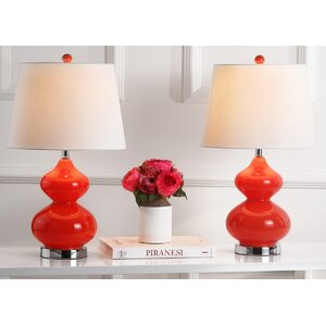 Pluto 61cm Table Lamp Set (Set of 2)