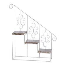 Staircase Wall Display by Zingz & Thingz