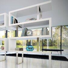 Pearl 66 Accent Shelves Bookcase by Modloft