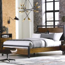 King Platform Bed by World Interiors
