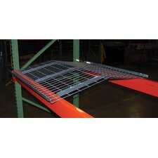 Pallet Rack with Crown Wire Deck by Vestil