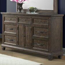 Hysham 7 Drawer Dresser by Loon Peak