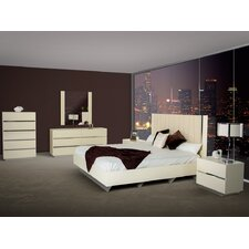 Marley King Platform Customizable Bedroom Set by Wade Logan