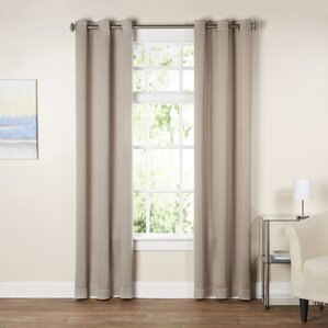 Gray And Silver Curtains U0026 Drapes Youu0027ll Love | Wayfair