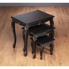Lyda 3 Piece Nesting Table by AA Importing
