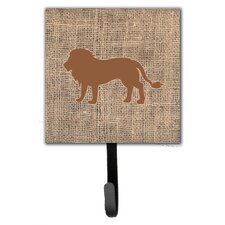 Lion Leash Holder and Wall Hook by Caroline's Treasures