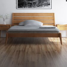 Sienna Platform Bed by Greenington
