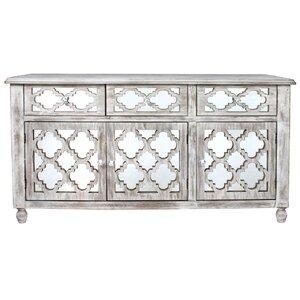 Hinckley 3 Door 3 Drawer Cabinet