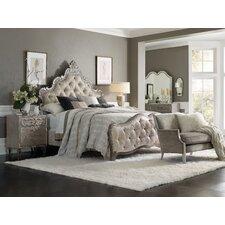 Sanctuary King Panel Customizable Bedroom Set by Hooker Furniture