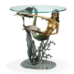 mermaid table | wayfair