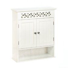Ivy Trellis Wall Cabinet by Zingz & Thingz