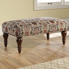 Collier Upholstered Bedroom Bench by Mistana