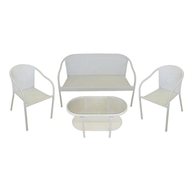 Outdoor · Patio Furniture · Patio Lounge Furniture · Conversation Sets;  SKU: LBI1422. Default_name
