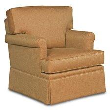 Loose Pillow Back Glider Rocker Armchair by Fairfield Chair
