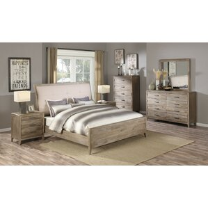 Delightful Lindzee Panel Customizable Bedroom Set