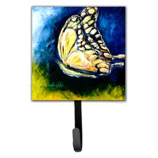 Butterly Forward Motion Wall Hook by Caroline's Treasures