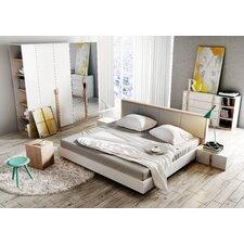 Alice Queen Platform Customizable Bedroom Set by Brayden Studio