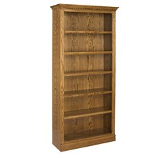 Britania 84 Standard Bookcase by A&E Wood Designs
