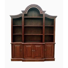 Arch Top 92 Oversized Set Bookcase by D-Art Collection
