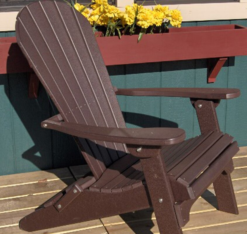 Plastic Adirondack Chairs SKU BYU1957 Default NameBuyers Choice Phat Tommy  Folding Recycled Poly Adirondack ChairPhat Tommy Deluxe Folding Recycled  Poly ...