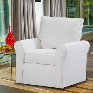 Adelina Swivel Armchair by Darby Home Co