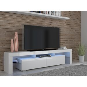 """Zeus TV Stand for TVs up to 74.8"""""""