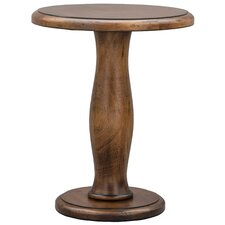 Circular End Table by Furnilac