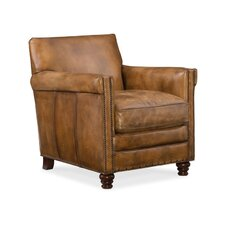 Potter Club Chair by Hooker Furniture