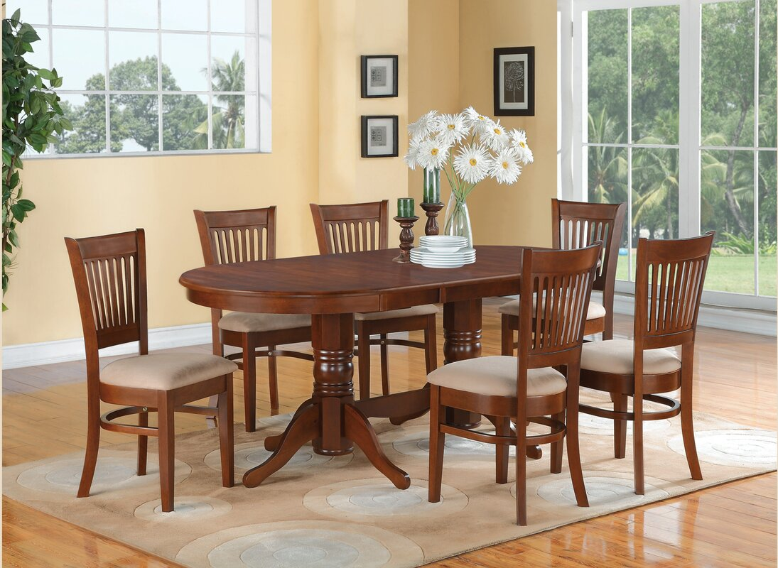 oval kitchen & dining room sets | wayfair