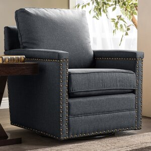 Alberto Classic Retro Upholstered Armchair by Latitude Run