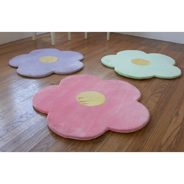 Heart To Heart 3 Piece Daisy Flower Kids Indoor/Outdoor Area Rug Set U0026  Reviews | Wayfair