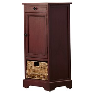 red cabinets & chests you'll love   wayfair