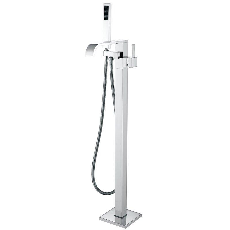 Bathtub Faucet With Diverter - Mobroi.com