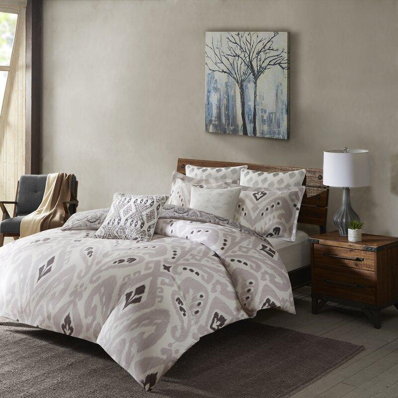 ink + ivy sasha 3 piece comforter set & reviews | wayfair