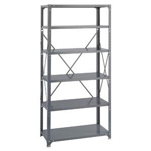 Commercial 6 Shelf Shelving Unit Starter
