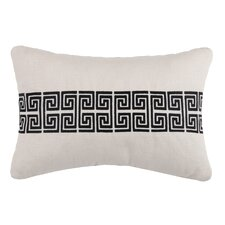 Mykonos Linen Throw Pillow