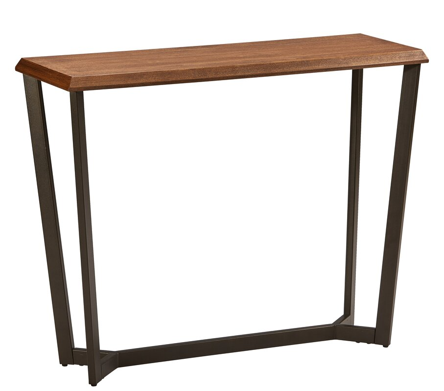 laurel foundry modern farmhouse wisteria console table & reviews