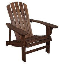 Adirondack Chair Silhouette