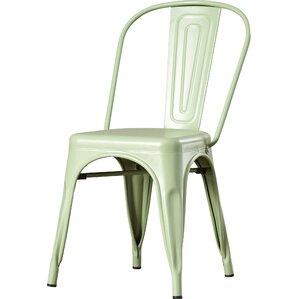 Metal Kitchen U0026 Dining Chairs Youu0027ll Love | Wayfair  Metal Kitchen Chairs