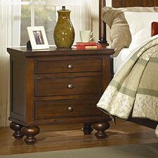 Dunrobin 3 Drawer Bachelor's Chest by Darby Home Co