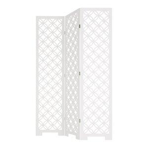 170cm x 120cm Folding Screen 3 Panel Room Divider